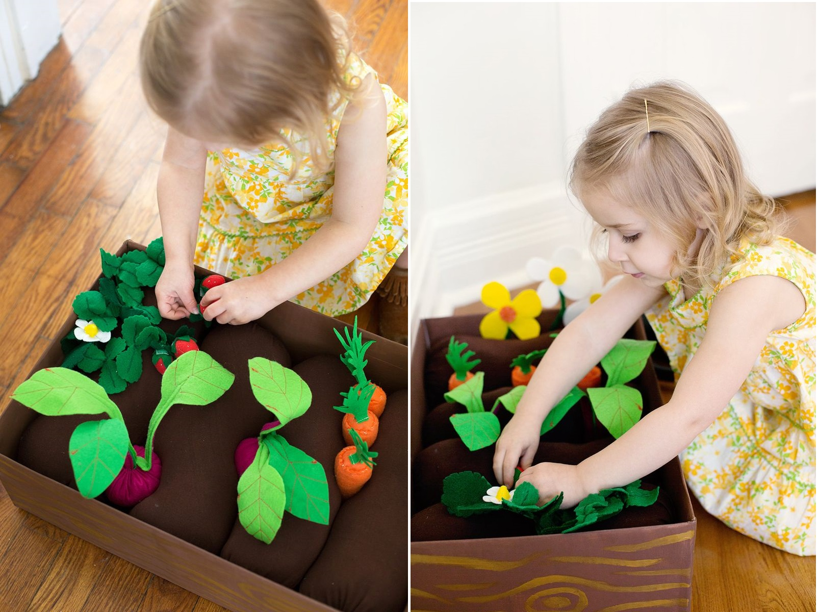 Развивающая игрушка своими руками для детского сада