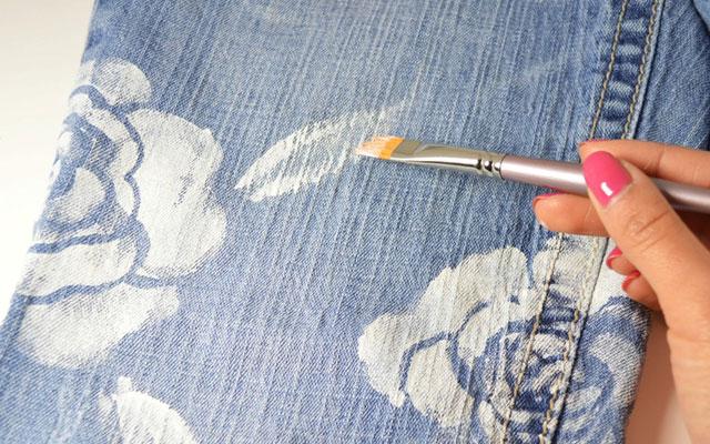 7 весенних идей обновить старые джинсы!