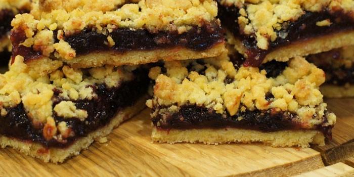 Печенье из варенья рецепт на скорую