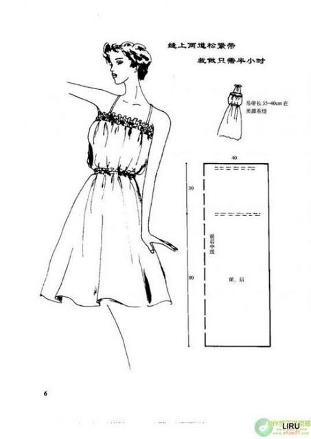 Простое платье своими руками для начинающих без выкройки 50