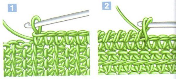 Как сделать брошку из атласной ленты 397