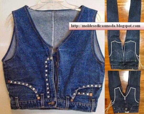 Выкройки джинсов для девушек фото 874