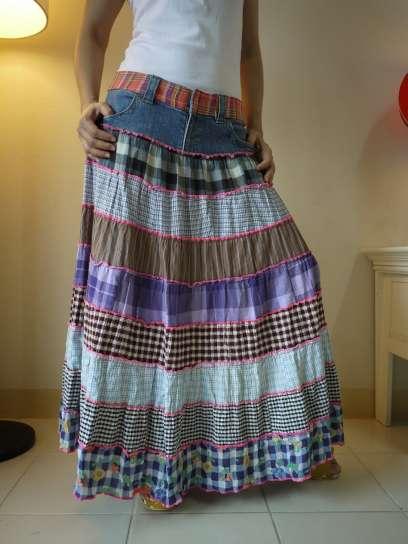 Из старого сарафана сшить платье фото 450