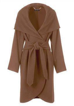 Выкройка пальто для девочки. Как сшить зимнее пальто Как самой сшить пальто без швов