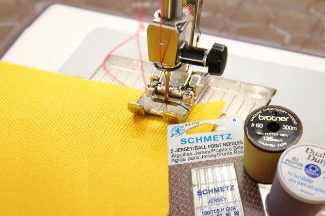 Что нужно для шитья на швейной машинке