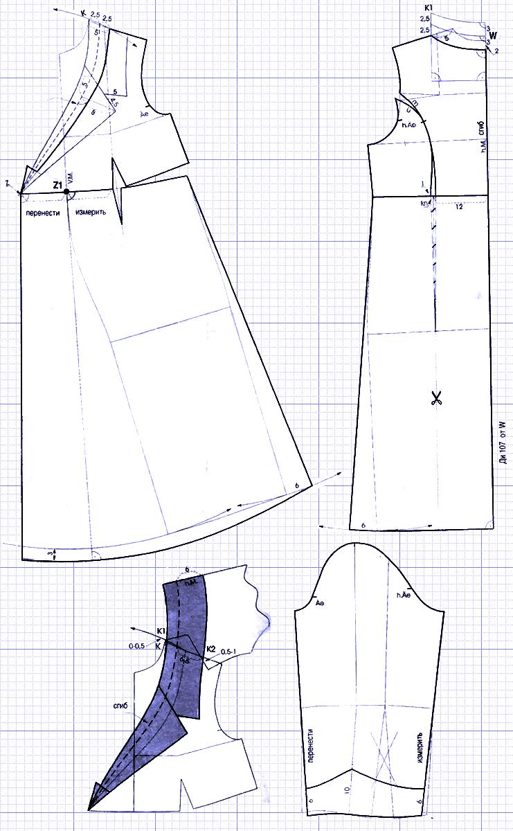 Сшить платье для беременных сшить