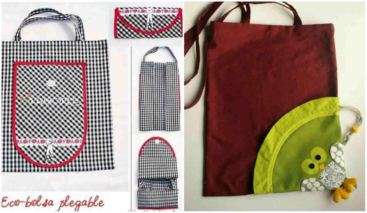 7ed3a428c415 Шьем эко-сумки. Складные сумки-шопперы своими руками!