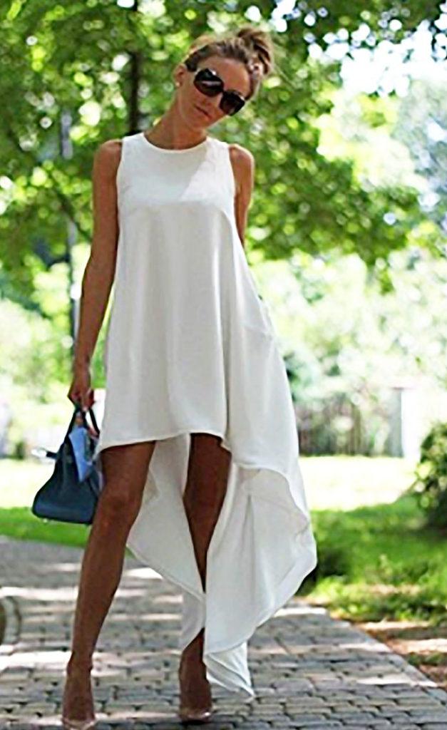 d5202fd6c4e050a Как видите, смоделировать и сшить супермодное легкое летнее платье совсем  не сложно, достаточно обладать базовыми навыками шитья! Добавьте к платью  модные ...